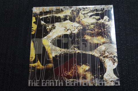 "Greenmachine ""The Earth Beater"" 1999 Colored Vinyl Art By Kozik"