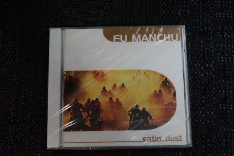 "Fu Manchu ""Eatin' Dust"" 1999 CD Art By Kozik"