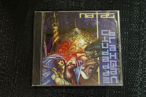 "Natas ""Ciudad de Brahman"" 1999 CD Art By Kozik"