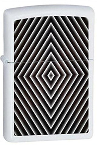 Zippo Lighter - Other - Diamond Bullseye