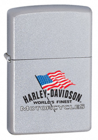 Zippo Lighter - Harley Davidson - World's Finest