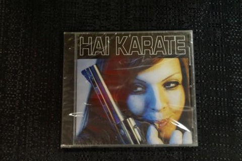 "Hai Karate ""Hai Karate"" 1998 CD Art By Kozik"