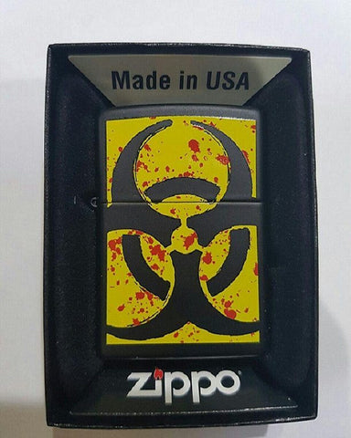 Zippo Lighter - Other - Hazardous