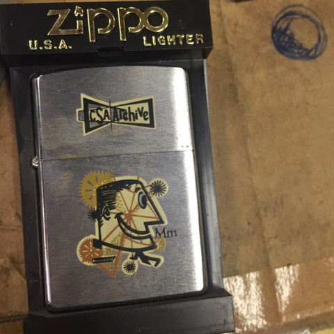 Zippo Lighter - Flame Rite -Csa Archive A 1996-Year Production