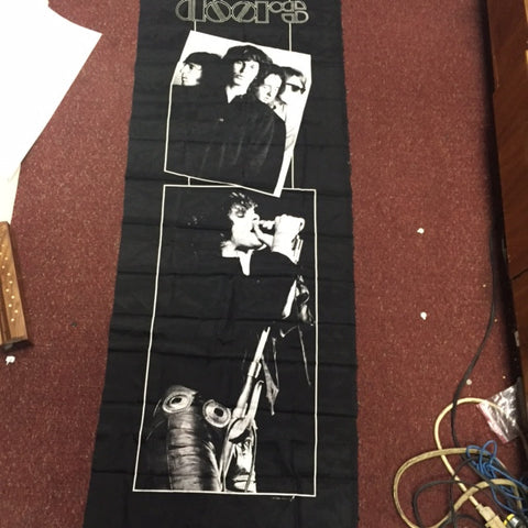 Vintage Tapestry - The Doors - Double Pic