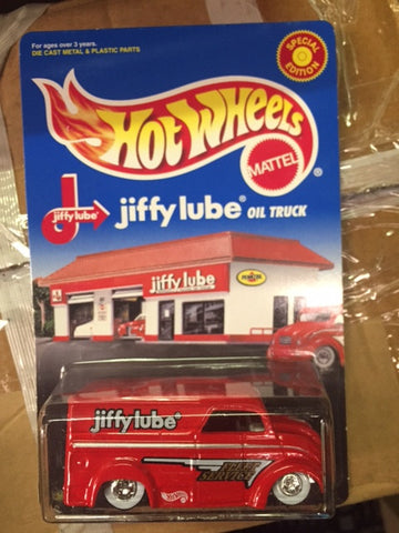 Hot Wheels Special Edition Jiffy Lube Oil Truck (1998) New In Package