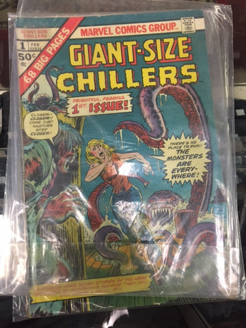Giant Size Chillers (1975)