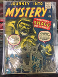 Journey into Mystery: Issue 59-I Unleashed Shagg Upon The World! 1960 Jack Kirby