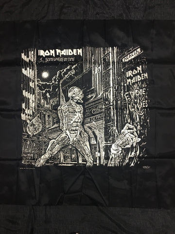 Vintage Tapestry - IRON MAIDEN - Somewhere in Time