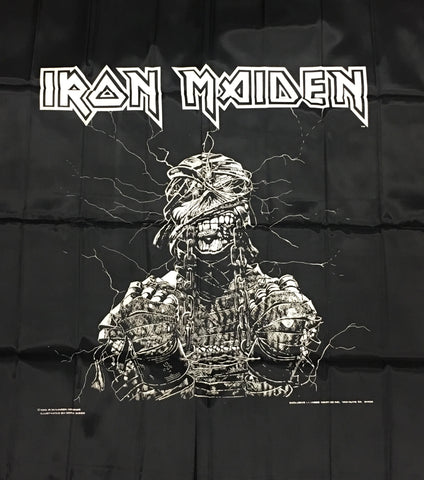 Vintage Tapestry - IRON MAIDEN - Piece of Mind