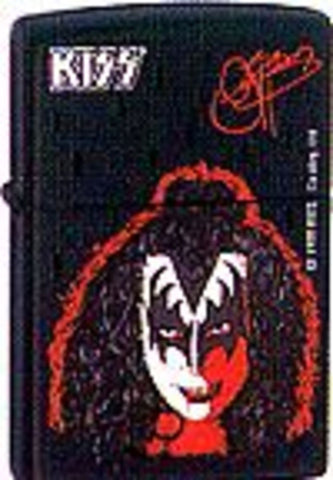 Zippo Lighter - Music - KISS Gene Simmons