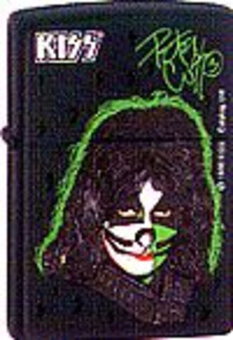 Zippo Lighter - Music - KISS Peter Criss
