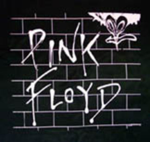 Black & White Wall Hanging - Pink Floyd The Wall
