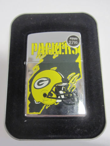 Zippo Lighter - Sports - Packers NFL