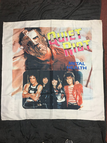 Vintage Tapestry - QUIET RIOT - Metal Health