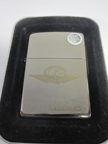 Zippo Lighter - Music - U2 Wings