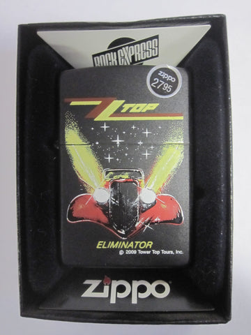 Zippo Lighter - Music - ZZ Top Eliminator
