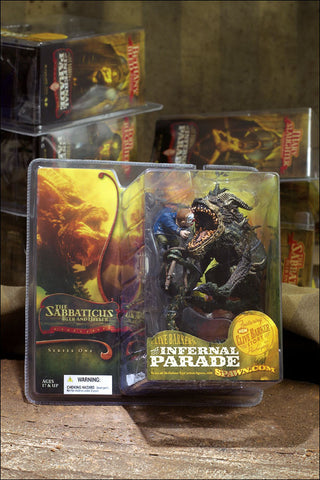 McFarlane - Clive Barker - Infernal Parade -  The Sabbaticus
