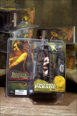 McFarlane - Clive Barker - Infernal Parade -  Bethany Bled