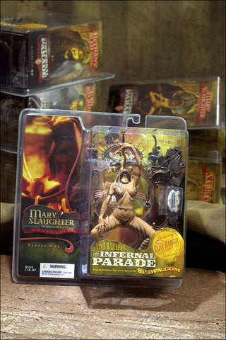 McFarlane - Clive Barker - Infernal Parade -  Mary Slaughter