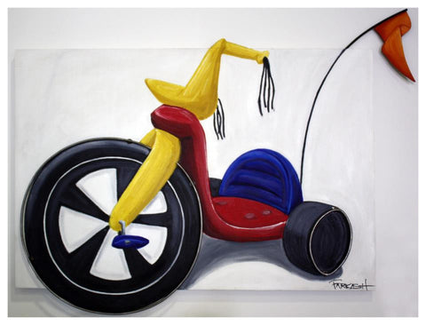 Ken Farkash - 2011 - Big Wheel