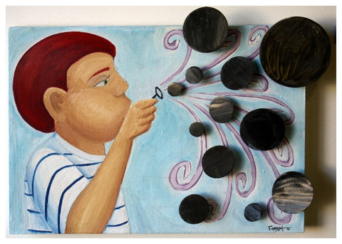 Ken Farkash - 2011 - Blowing Bubbles