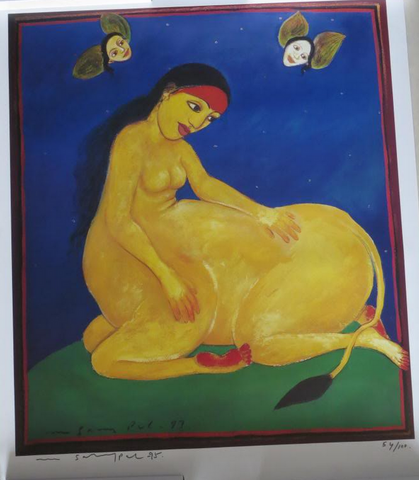 Indian Art - Alter