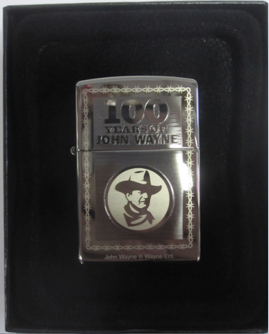 Zippo Lighter - Other - John Wayne 100 Years