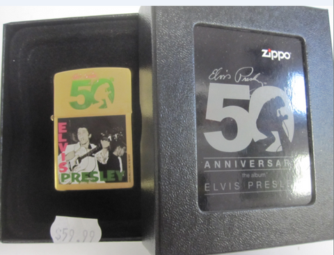 Zippo Lighter - Music - Elvis First Album