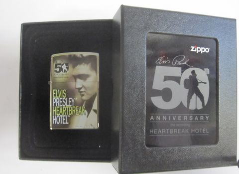 Zippo Lighter - Music - Elvis Heartbreak Hotel