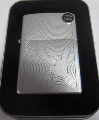 Zippo Lighter - Pinup - Playboy Wave