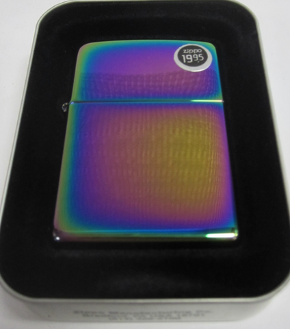 Zippo Lighter - Other - Spectrum