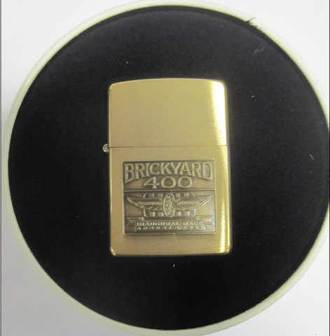 Zippo Lighter - Sports - Brickyard 400