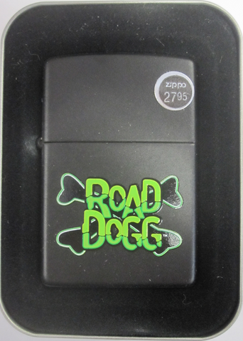 Zippo Lighter - Sports - Road Dogg WWF