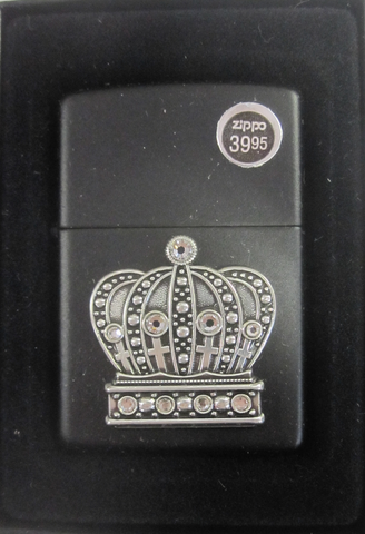 Zippo Lighter - Other - The King of Bling