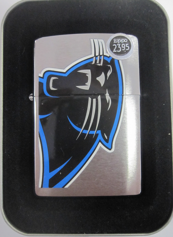 Zippo Lighter - Sports - Panthers NFL