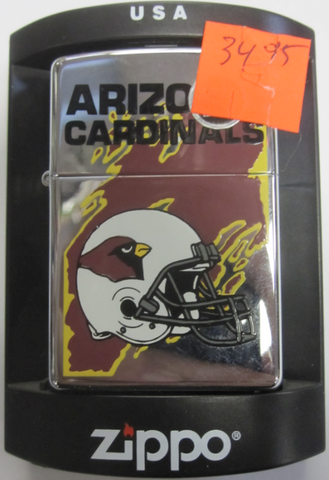 Zippo Lighter - Sports - NFL Arizona Cardinals