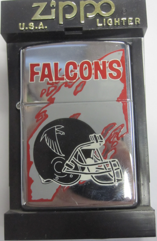 Zippo Lighter - Sports - Atlanta Falcons