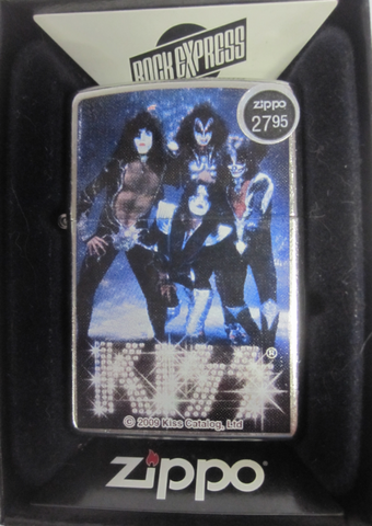 Zippo Lighter - Music - Kiss Group