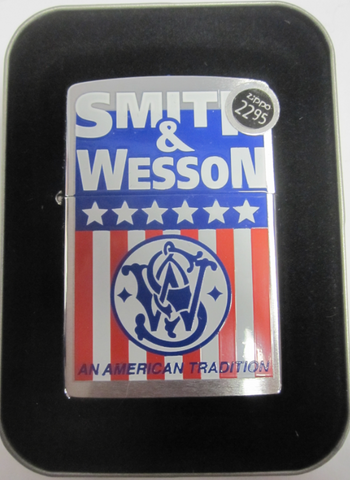 Zippo Lighter - Other - Smith & Wesson American Tradition