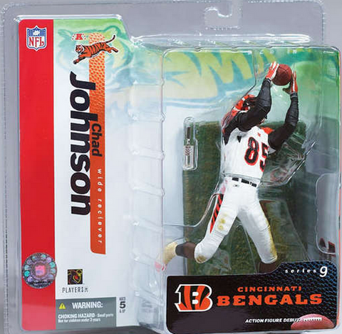 McFarlane - NFL Series 9 - Chad Johnson