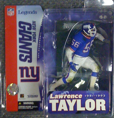 McFarlane - NFL Legends Series 1 - Lawrence Taylor