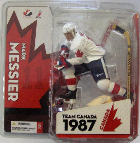 McFarlane - NHL Team Canada - Mark Messier