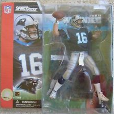 McFarlane - NFL Series 3 - Chris Weinke