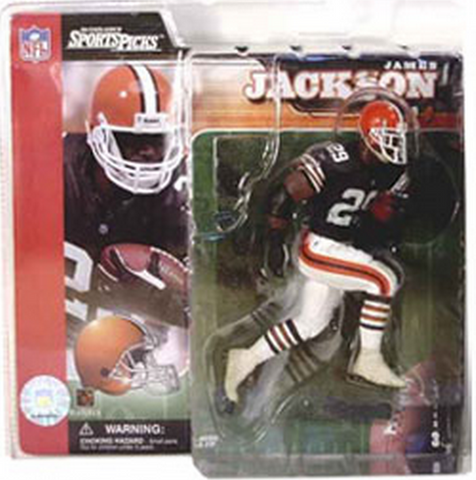 McFarlane - NFL Series 3 - James Jackson