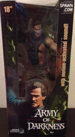 "McFarlane - Army of Darkness - 18"" Ash"