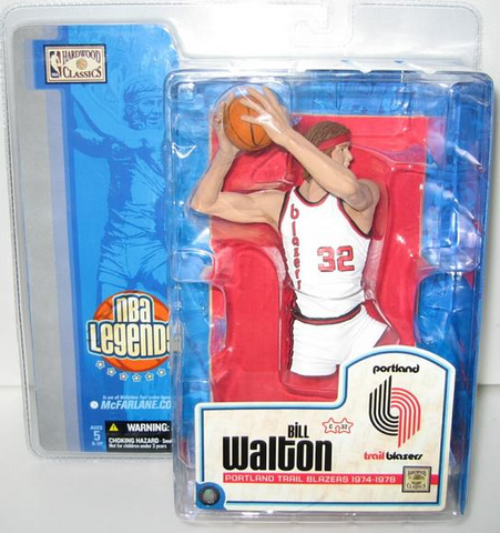 McFarlane - NBA Legends - Bill Walton