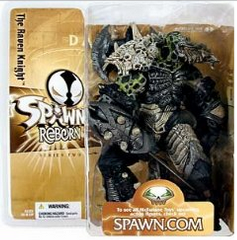 McFarlane - Spawn Reborn Series 2 - Spawn the Raven Knight