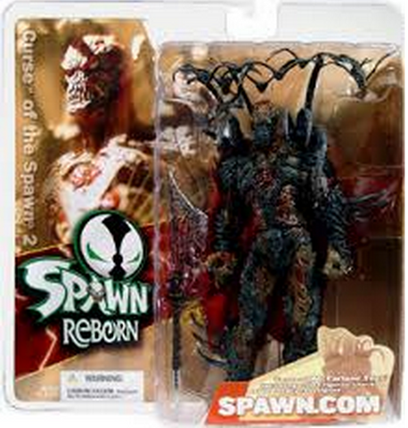 McFarlane - Spawn Reborn Series 1 - Curse of Spawn II