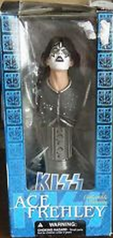 McFarlane - KISS Busts - Ace Frehley